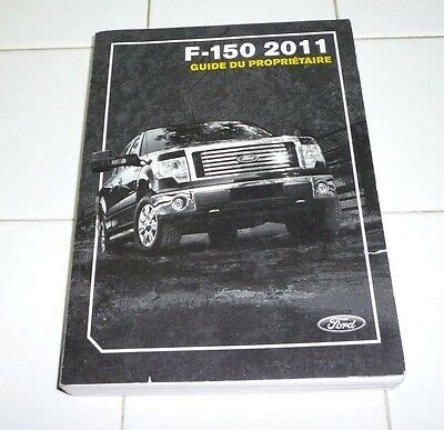 ford    french owners manual  guide du