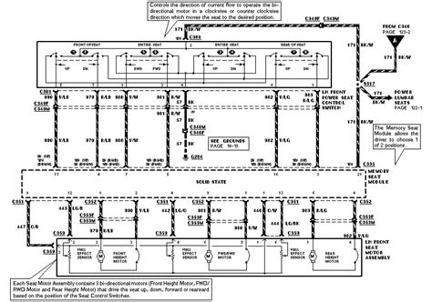 2002 Ford Explorer Power Seat Wiring Diagram wire diagram for 1997 ford explorer ft power seat