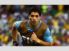 Luis Suarez hoping to 'adjust his attitude' as Uruguay