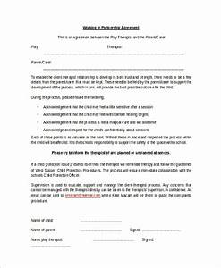 Small Business Partnership Agreement Template Free 9 Partnership Agreement Samples In Ms Word Pdf