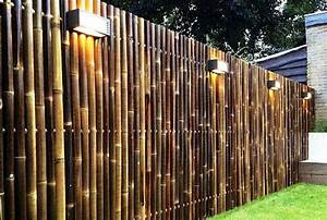 8 Ft H Bamboo Fencing : Art Decor Homes - Bamboo Fence