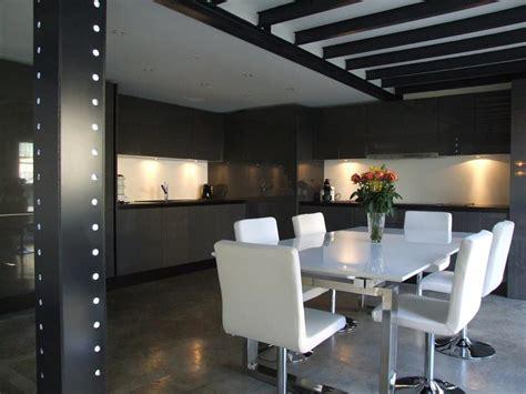 cuisine et salon moderne cuisine moderne ouverte sur salon image cuisine ouverte