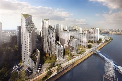 som envisions upper riverside towers  greenwich peninsula