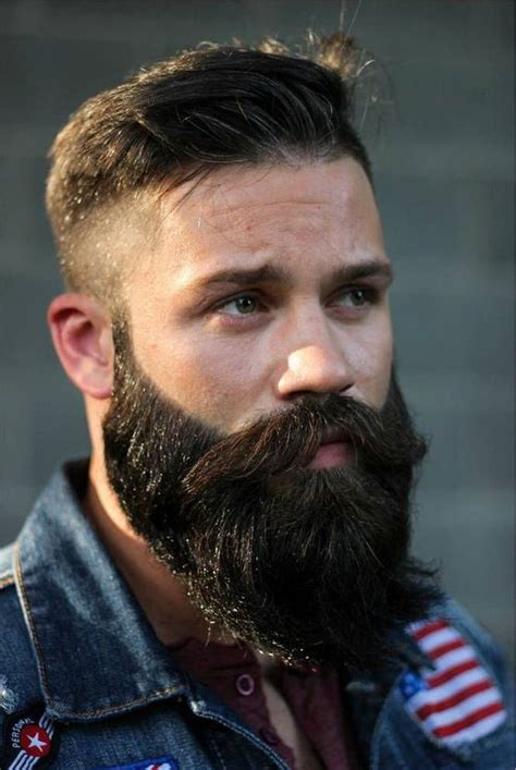 beard hairstyles  men    year feed
