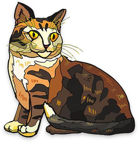 Smiling Cat Clip Art