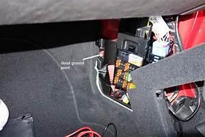 Radar Detector Install  V1  In 991 Gt3