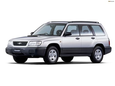 Subaru Sf Forester Wallpaper by Images Of Subaru Forester Turbo Jp Spec 1997 2000 2048x1536