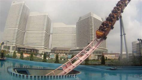 Diving Coaster Vanish Roller Coaster Off Ride Shots