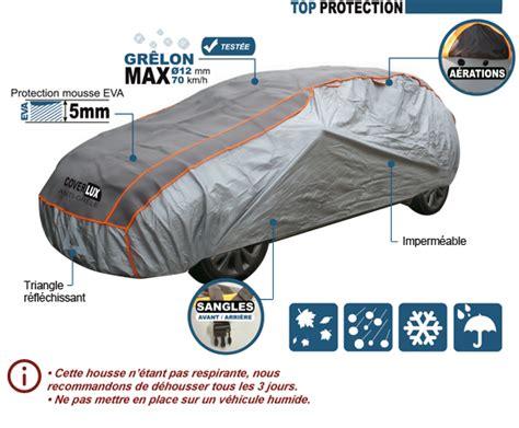 housse si鑒e voiture bache de protection voiture contre la grele anti