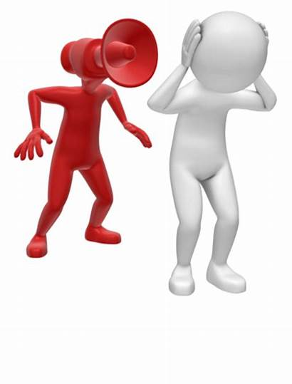 Conflict Avoiding Stick Figure Person Tips