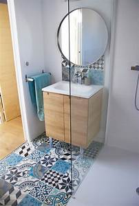 Refection Salle De Bain : les 25 meilleures id es de la cat gorie salles de bains bleues sur pinterest peinture de salle ~ Preciouscoupons.com Idées de Décoration