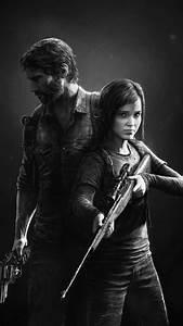 Wallpaper The Last Of Us  Ellie  Joel  4k  8k  Games