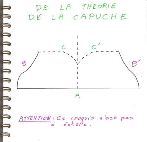 technique couture de la théorie de la capuche culture