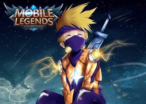 New Moba Versi Anime Android Keren Guys Inilah 20 Wallpaper Hd Mobile Legends Terbaru