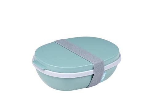 lunchbox ellipse duo nordic green mepal