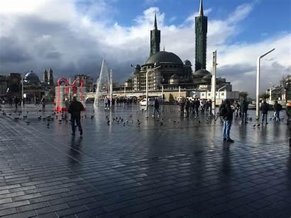 Square Taksim Istanbul Commons Wikimedia History