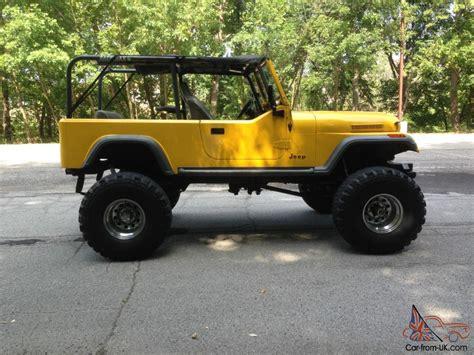 cj8 jeep jeep scrambler cj8 extra clean 350 built motor rock