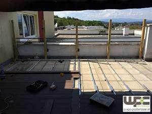 Sägeblatt Für Wpc : bilder wpc aluminium alu unterkonstruktion f r ~ Lizthompson.info Haus und Dekorationen