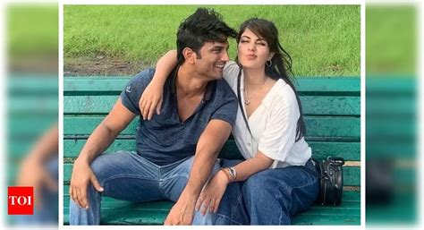 Rhea Chakraborty reveals Sushant Singh Rajput had refused ...