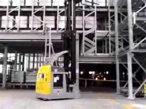 ELETTRIC 80 - LGV_ montacarga automatico 2 - YouTube