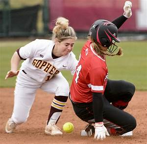 Huskers unable to close out No. 8 Gophers | Softball ...