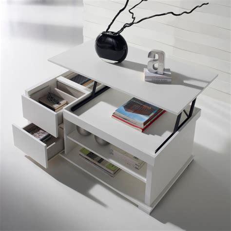 table cuisine avec tiroir table basse blanche avec tiroir table basse table