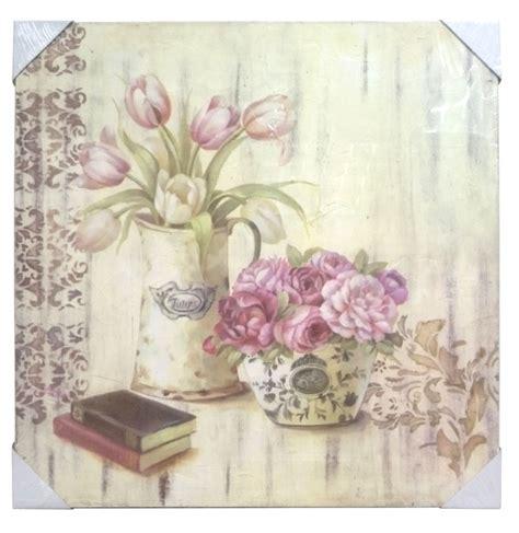 Libro Fiori by Pannello Decorativo Vasi Con Fiori Libri