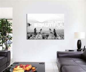 Eigene Bilder Auf Leinwand : eigenes foto auf leinwand erinnerungen in szene setzen deko feiern zenideen ~ A.2002-acura-tl-radio.info Haus und Dekorationen