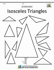 Best Isosceles Triangle - ideas and images on Bing | Find what you ...