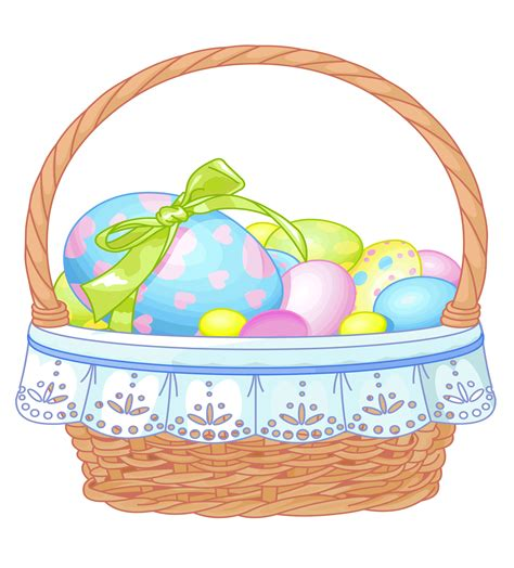 Basket Clipart Easter Basket Clip Free Clipart Best