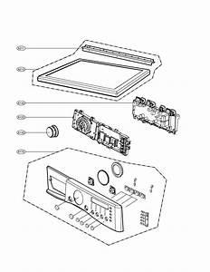 Lg Model Dlex3360v Residential Dryer Genuine Parts