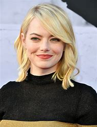Emma Stone Blonde Hair Color