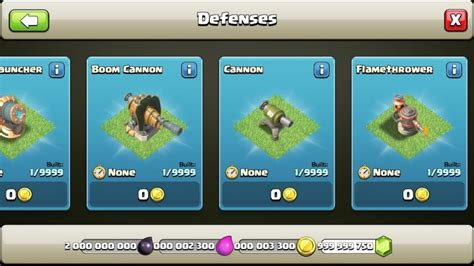 Modified Apk Clash Of Clans by Clash Of Clans Update Mod Apk 2018 Free Gems