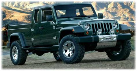 2018 jeep wrangler pickup mid size pickup trucks autos post