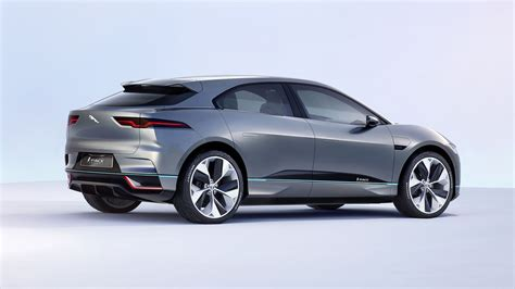 Jaguars Electric I Pace Concept Will Land At Dealerships