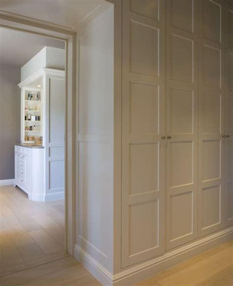built  linen cupboards   hallway cupboards