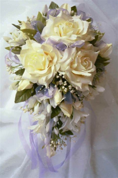 Wedding Bouquet Artwork Involving Wedding Bouquets