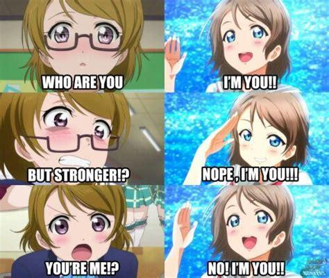 Love Live Memes - love live sunshine meme wiki anime amino
