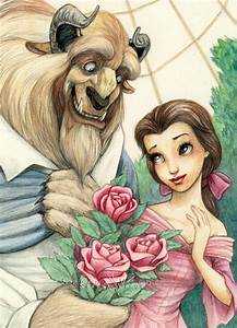 Fan Art Friday: Beauty and the Beast by techgnotic on ...