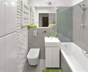 la petite salle de bain moderne idees de decoration With photo petite salle de bain moderne