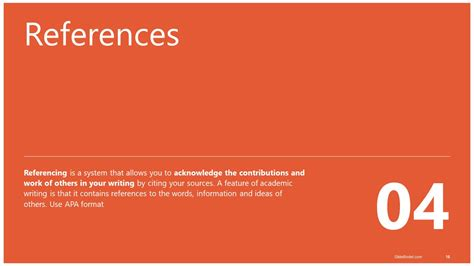 PowerPoint Templates References Slide Design - SlideModel