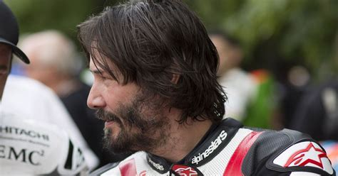 Keanu Reeves Is Participating In His First Goodwood