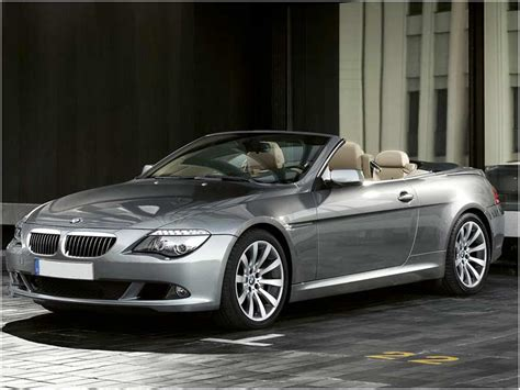 Bmw 6 Series Convertible Price In India