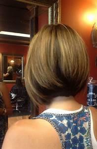 Back View Of Medium Length Razor Cut Hairstyles | choppy ...