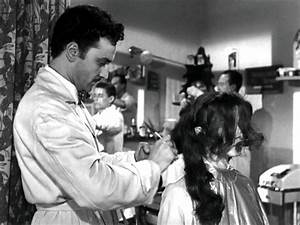 Audrey Hepburn Gets Haircut in Roman Holiday - YouTube