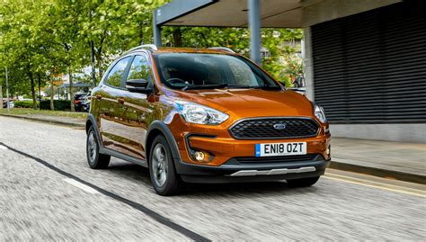 ford ka active review car magazine