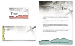religious wedding invitations bible church business card letterhead template word