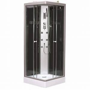 Cabine De Douche 80x80 : cabine de douche int grale manga 80x80 cm ~ Edinachiropracticcenter.com Idées de Décoration