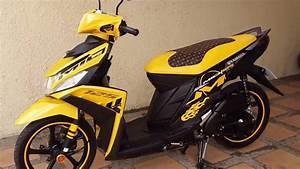 Yamaha Mio I 125 Scooter  Hd