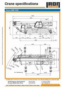 Customized Crane Load Charts For Ironplanet